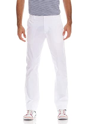 Tommy Hilfiger Pantalón Mercer Boston Twill (Blanco)