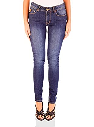 Lois Jeans Coty Rough blau W36