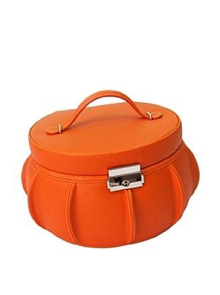 Morelle & Co. Allison Jewelry Box (Orange)