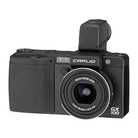 リコー  RICOH Caplio (キャプリオ) GX100 VF KIT