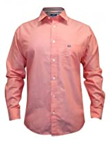 Arrow Light Pink Casual Shirt