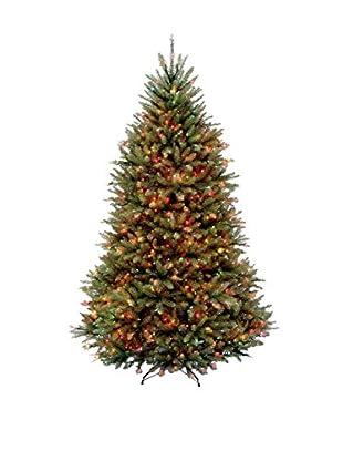 National Tree Company 7.5' Dunhill Fir Hinged Tree