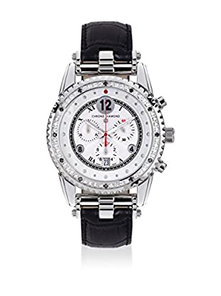 Chrono Diamond Reloj con movimiento cuarzo suizo Man 11300Ar Adone 45 mm