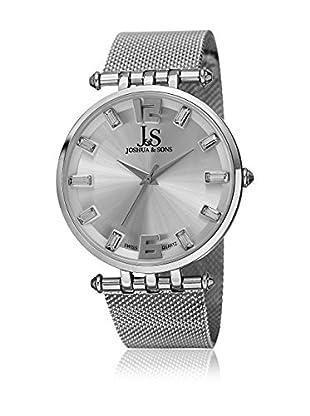 Joshua & Sons Reloj con movimiento cuarzo suizo Man 40 mm