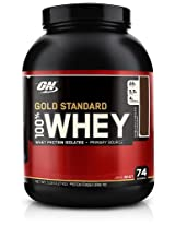 ON (Optimum Nutrition) Gold Standard 100% Whey Protein, Mocha Capuccino 2 lb