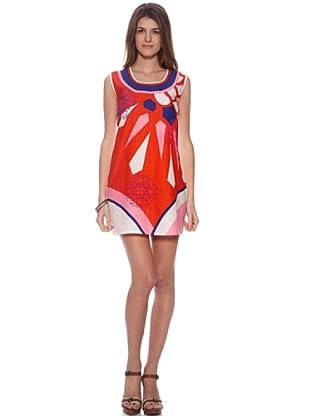 HHG Kleid Cartagena (Rot)