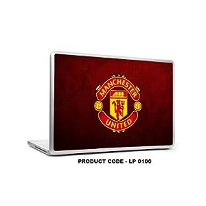 Headturnerz LP-0100 Man Utd FC laptop Skin