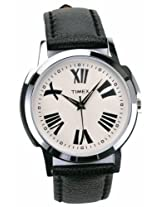 Timex Analog Silver Dial Men's Watch - TI00ZI16000
