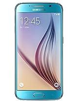 Samsung Galaxy S6 (Blue, 32 GB)