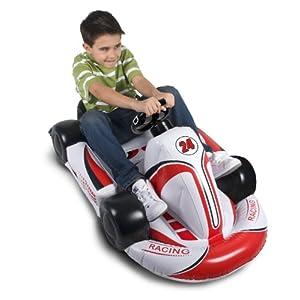 Inflatable Racing Kart (Nintendo Wii) (NTSC)