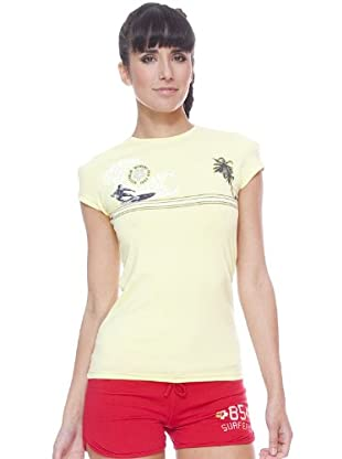 Rox Camiseta Sardalla (verde manzana)