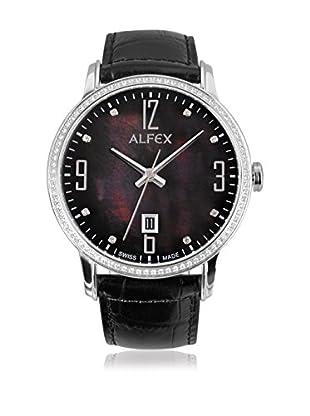 Alfex Uhr mit schweizer Quarzuhrwerk Woman Alfex 43 mm