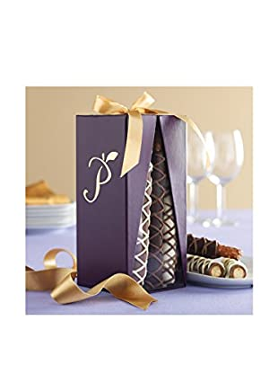 Mrs. Prindable's 9-Piece Chocolate & Caramel Dipped Pretzels Gift, 16-Oz.