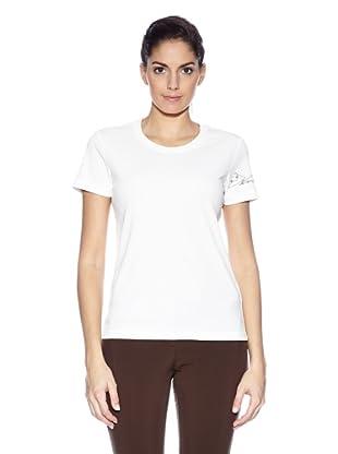 Northland Professional T-Shirt Cooldry Bea Ls (Bianco)