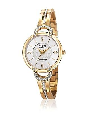 Bürgi Uhr mit schweizer Quarzuhrwerk Woman goldfarben