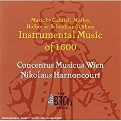 Instrumental Music from the Year 1600