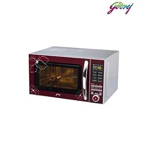 Godrej GME 20 CM2 FJZ Microwave Oven-Black