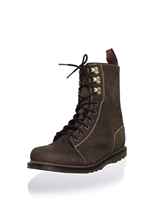 Dr. Martens Men's Warwick 9 Boot (Dark Brown)