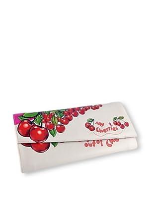Dogo Clutch Cherry Cherry (Creme)