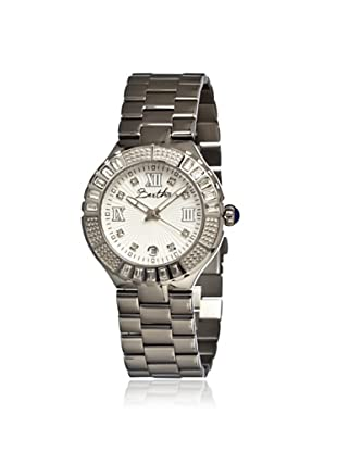 Bertha Women's BR1704 Evelyn Silver Stainless Steel Watch