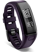 Garmin vívosmart HR Activity Tracker, Regular (Imperial Purple)