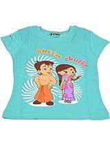 Chhota Bheem Girls T-Shirt