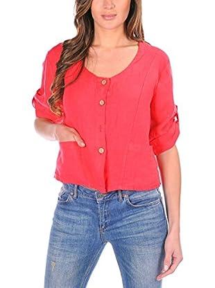 100% lino Camicia Donna Denise
