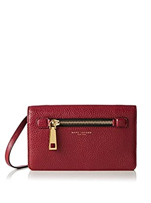 Marc Jacobs Bandolera Wallet Leather Strap