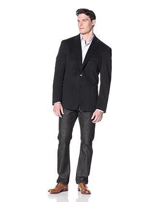 Billy Reid Men's Rustin Two Button Sport Coat (Navy)