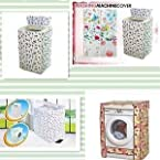 Fanto Printed Washing Machine Cover (Top Load Full Automatic)