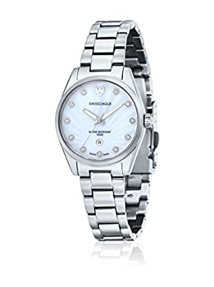 Swiss Eagle Reloj de cuarzo Woman Cadet  32 mm