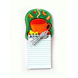 The Little Things Coffee (Orange) - Magnetic Memo Pad