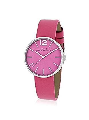 Marc by Marc Jacobs Women's MBM1369 Analog Display Analog Quartz Pink Watch