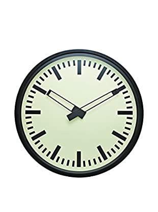 Torre & Tagus Yale Retro Wall Clock