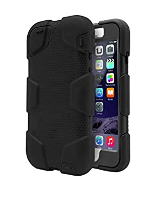 Unotec Hülle Armor iPhone 6 /6S schwarz