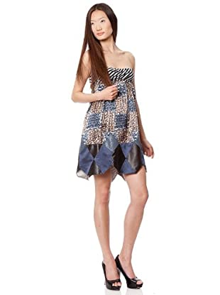 Custo Vestido Tao (Azul)