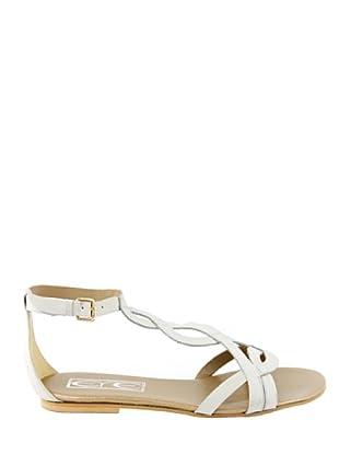 Eye Shoes Sandalias Trenza (Hielo)