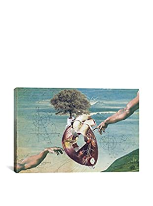 Marcel Lisboa Heart Attack Gallery-Wrapped Canvas Print