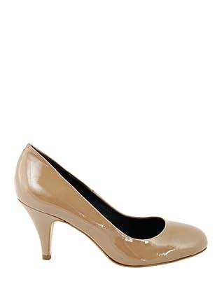 Eye Shoes Zapatos Puntera Redondeada (Beige)