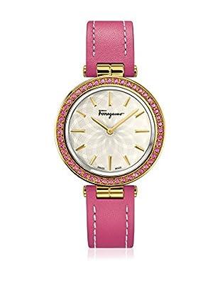 Salvatore Ferragamo Timepieces Reloj de cuarzo Woman Fucsia 31 mm