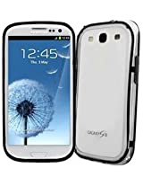 Callmate Bumper Case for Samsung Galaxy S3 i9300 (Black)