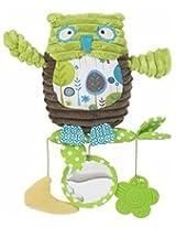 Maison Chic Owl Multi Sensory Baby Toy