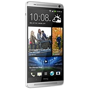 HTC One Max (Silver)
