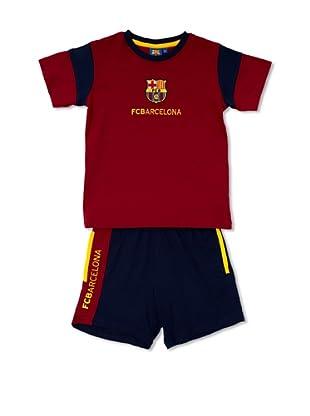 Licencias Pijama F.C. Barcelona (Granate / Marino)