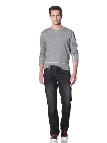 Dylan George Men's Dean Straight Leg Coated Jeans (Ryde Blue)