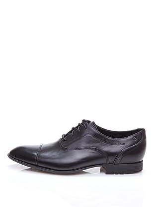 Rockport Zapatos Vestir Dialedin Captoe (Negro)