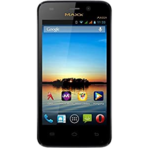 Maxx AXD21 MSD7 Smarty Dual Mobile Phone | Black
