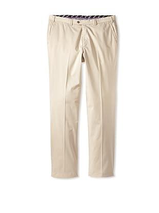 Hiltl Men's Casual Pant (Stone)