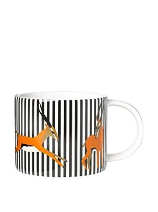Kate Spade Saturday Saturday Morning Jumping Gazelle Mug