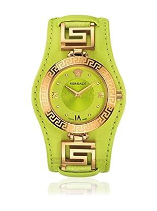 Versace Uhr mit schweizer Quarzuhrwerk V-Signature VLA070014  35.00 mm
